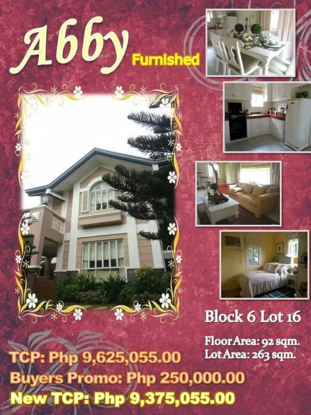 Abby House Model